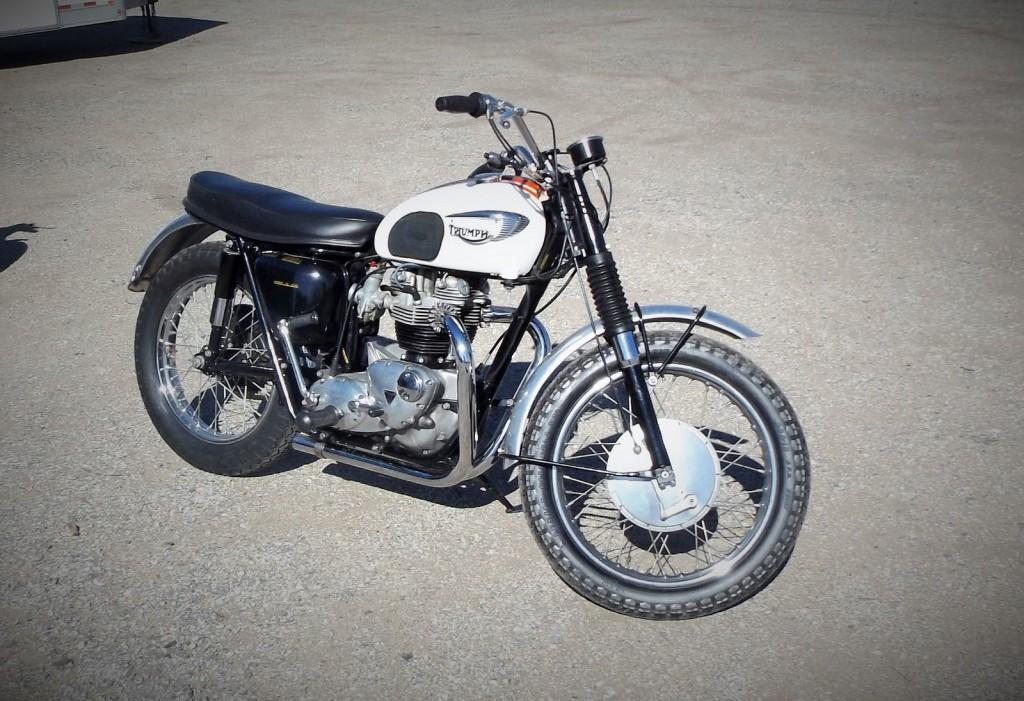 1966 Triumph Bonneville TT Special