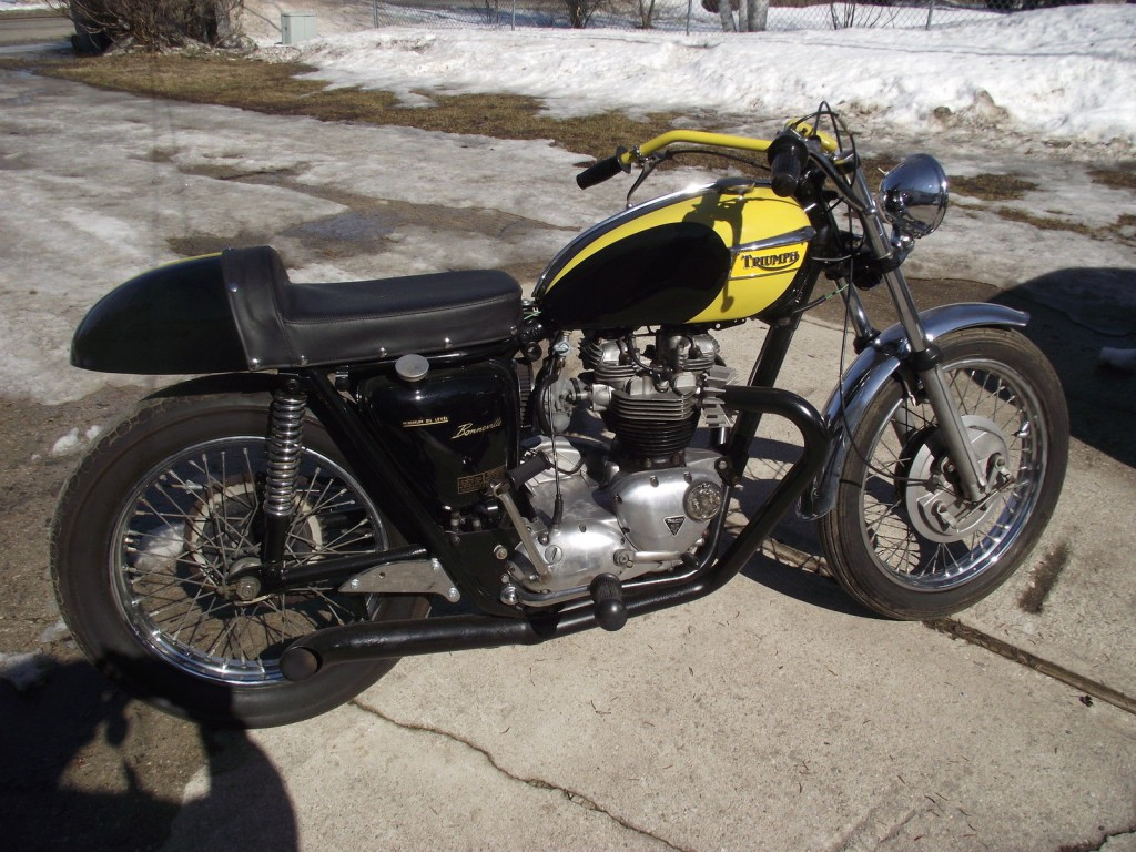 1970 Triumph T120 650