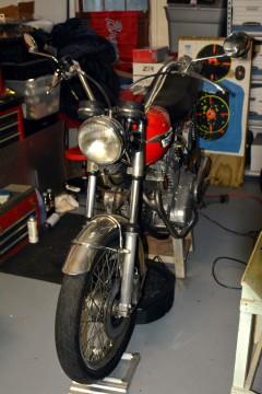 1973 Triumph Trident T150 for sale