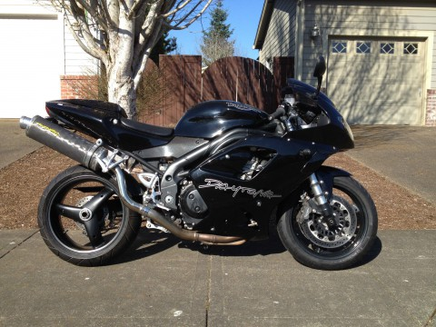 2004 Triumph Daytona 955i for sale