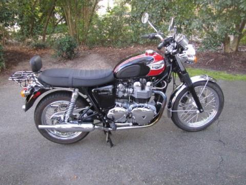 2007 Triumph Bonneville T100 for sale