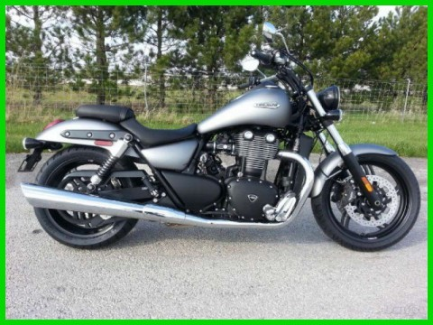 2014 Triumph Thunderbird Storm for sale