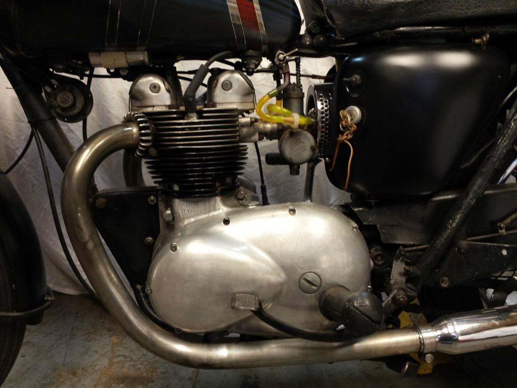 1966 Triumph Tiger Daytona T100R