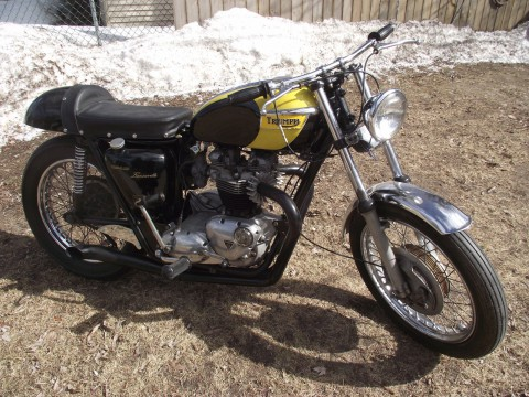 1970 Triumph Bonneville #S MATCHING for sale