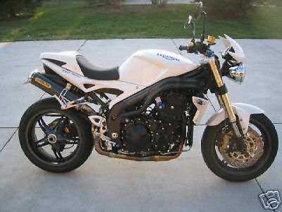 2006 Triumph Speed Triple for sale