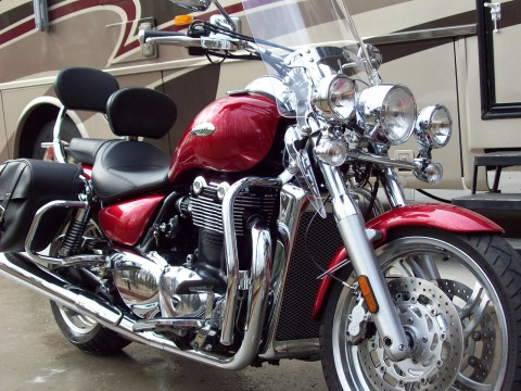 2010 Triumph Thunderbird for sale
