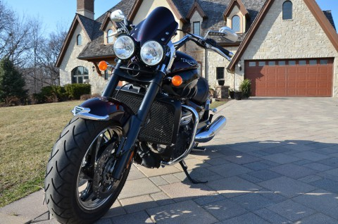 2011 Triumph Rocket III for sale