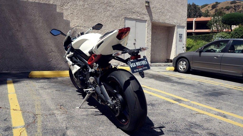 2014 Triumph Daytona 675 R