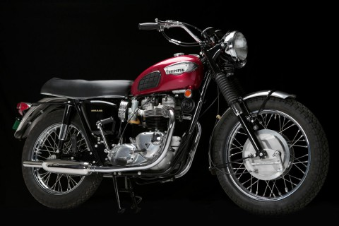 1968 Triumph Bonneville T120R for sale