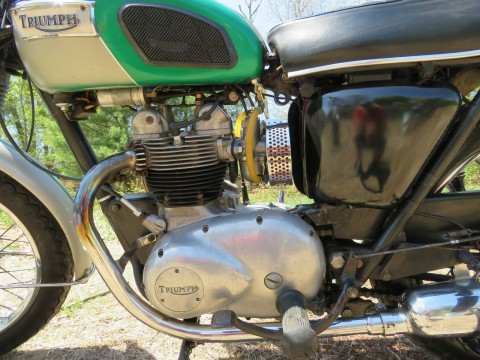1969 Triumph Daytona for sale