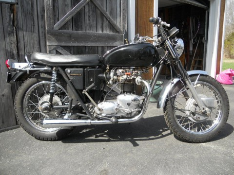 1971 Triumph 650 Bonneville for sale