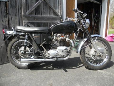 1971 Triumph 650 Bonneville for sale