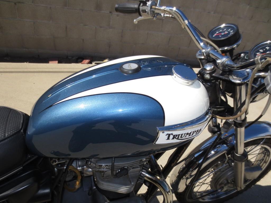 1973 Triumph 750 Tiger