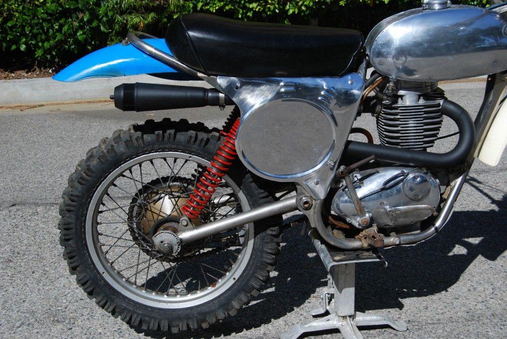 1974 Cheney Triumph 500cc TR5MX