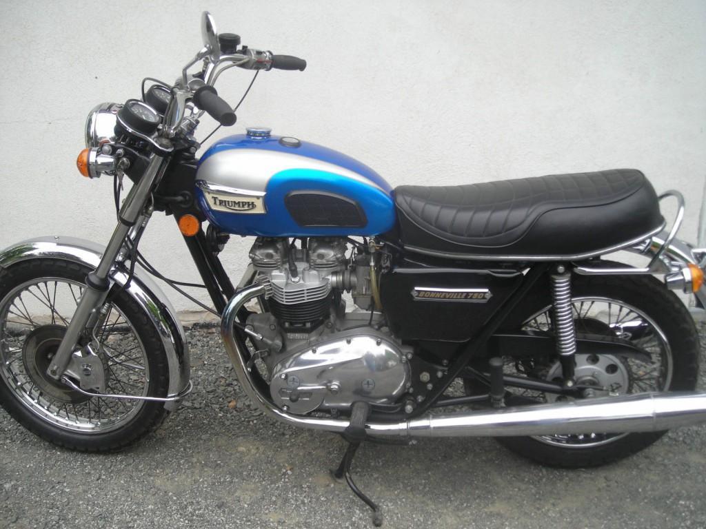 1978 Triumph Bonneville 750 T140