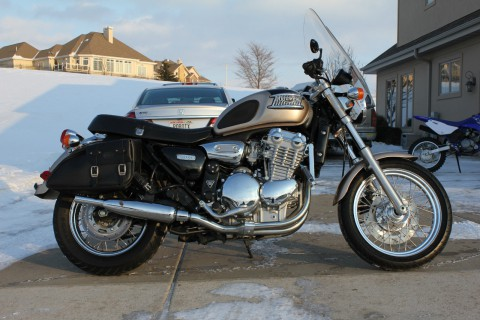 1999 Triumph Thunderbird for sale