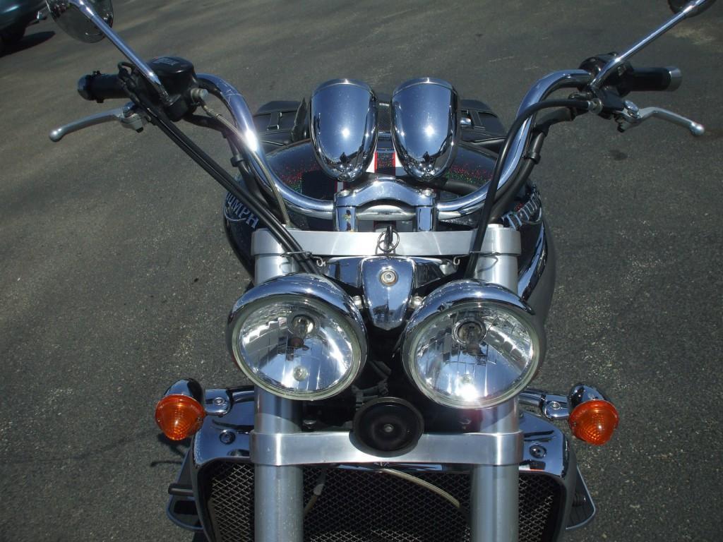 2006 Triumph Rocket III 2300 CC