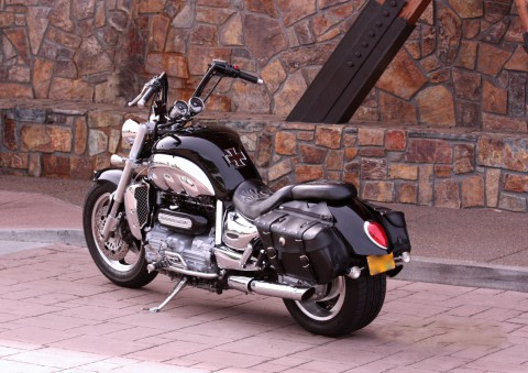 2006 Triumph Rocket III for sale