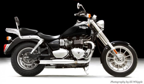 2007 Triumph Bonneville for sale