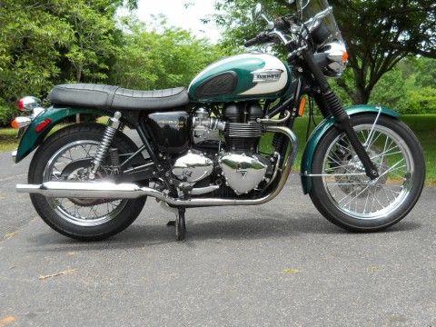 2009 Triumph Bonneville T100 for sale