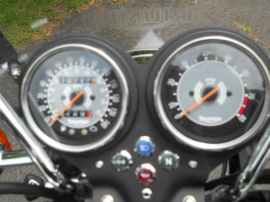 2009 Triumph Bonneville T100