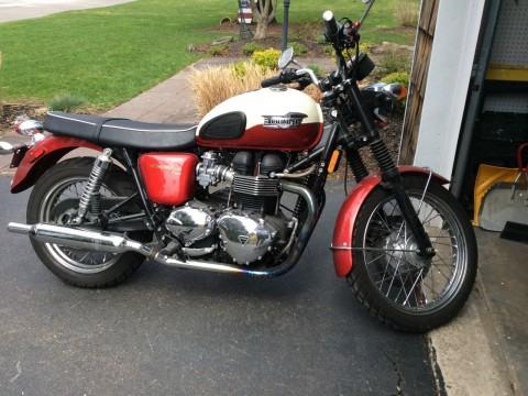 2012 Triumph Bonneville for sale