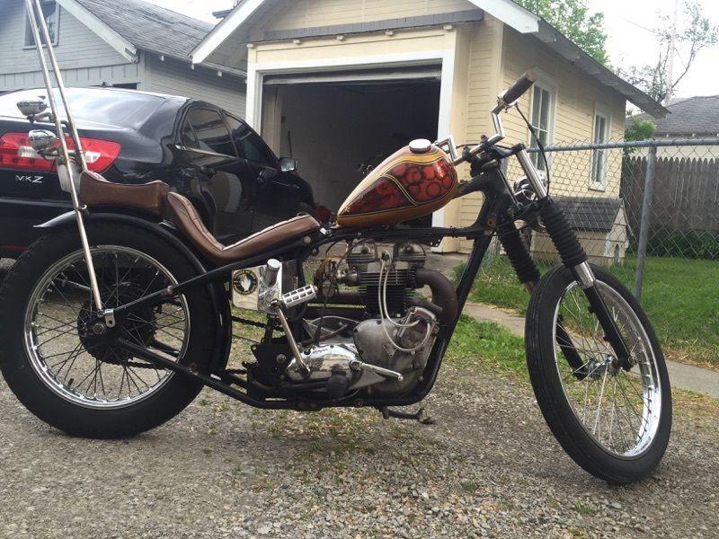 1965 Triumph