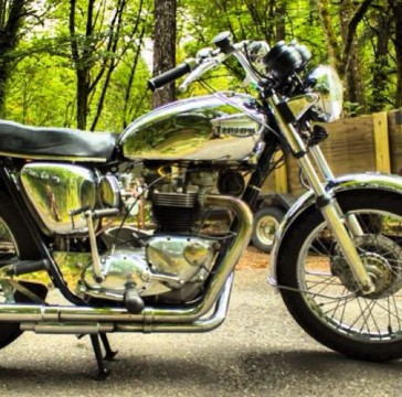1966 Triumph Bonneville T120R for sale