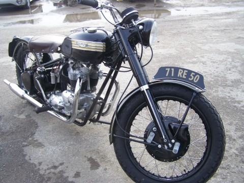 1971 Triumph 650 for sale