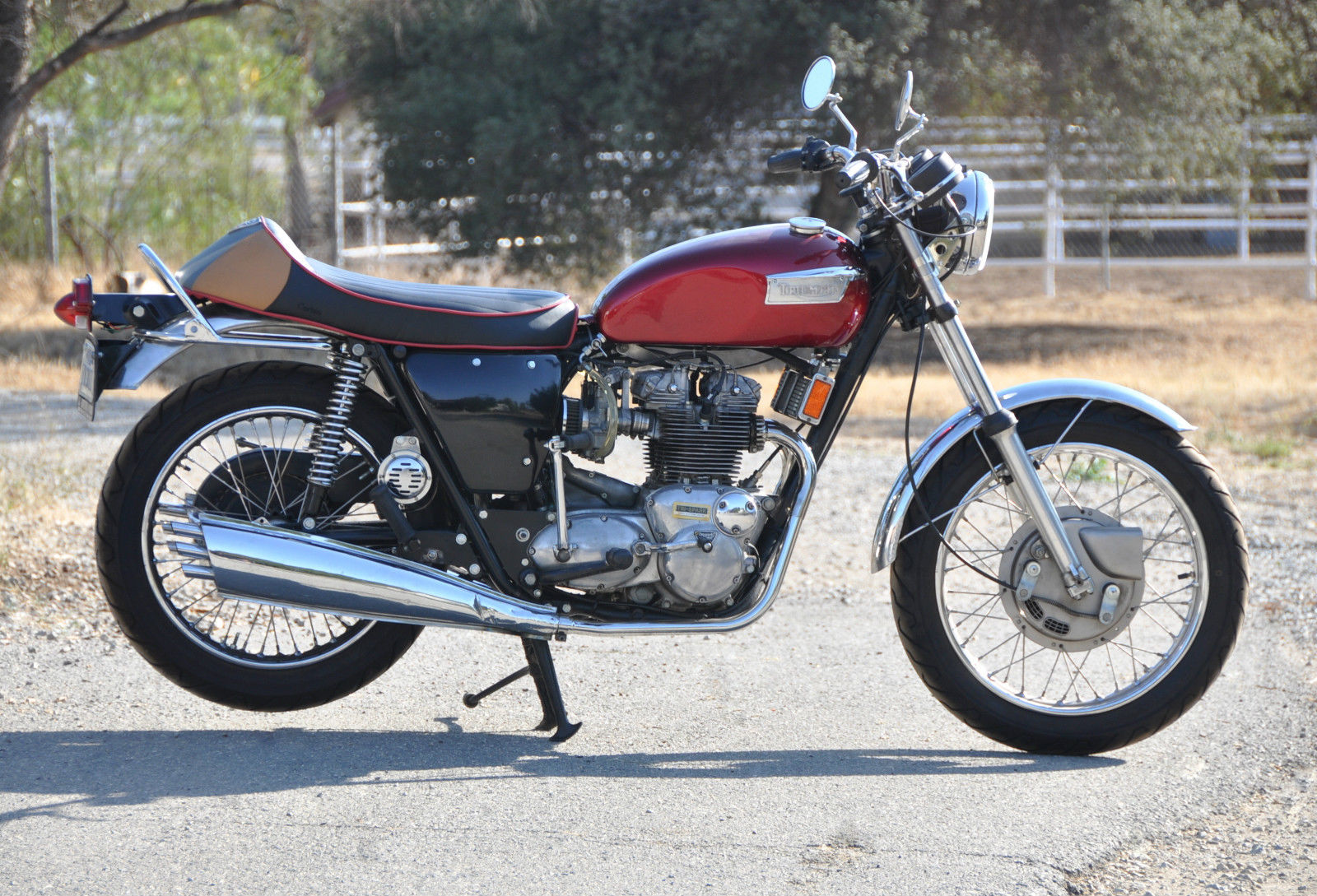1972 Triumph Trident T150 for sale