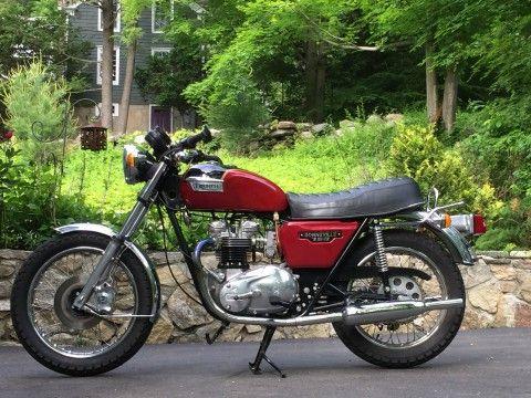 1979 Triumph Bonneville T140E for sale