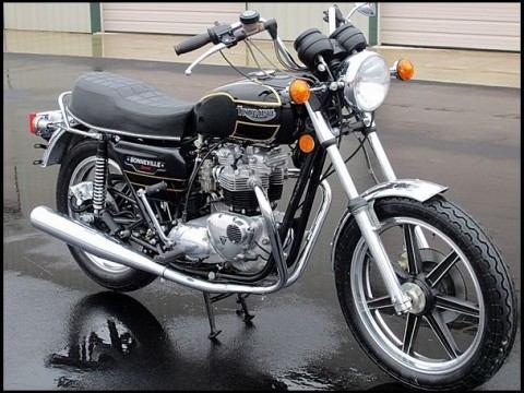 1979 Triumph Bonneville Special 750cc for sale