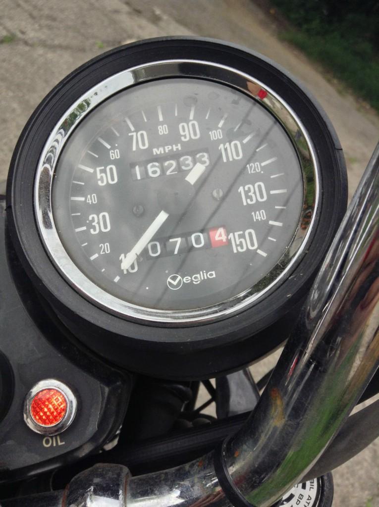 1979 Triumph Bonneville Special 750cc
