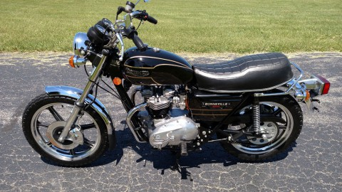 1979 Triumph Bonneville SPECIAL T140D for sale