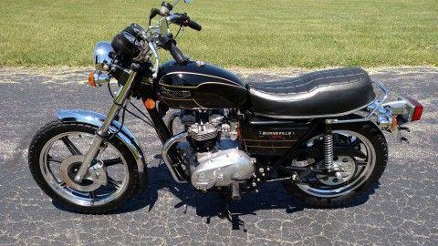 1979 Triumph Bonneville SPECIAL T140D for sale