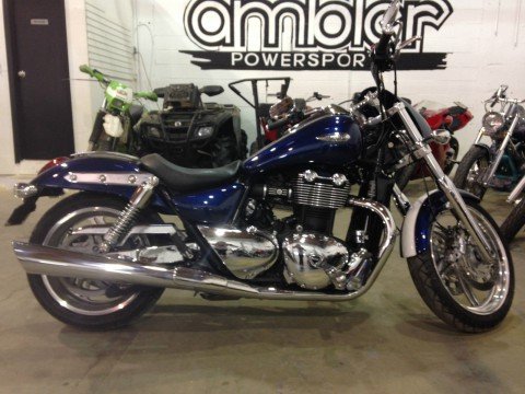2010 Triumph Thunderbird 1700 for sale