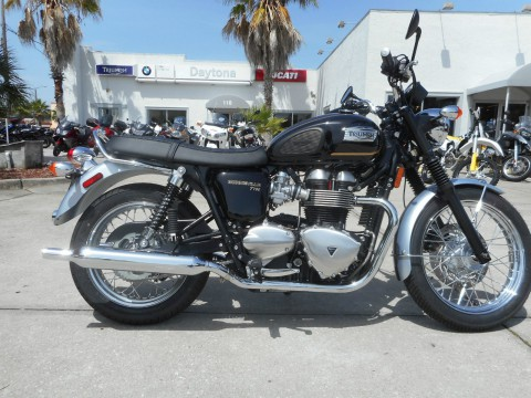 2014 Triumph T100 for sale