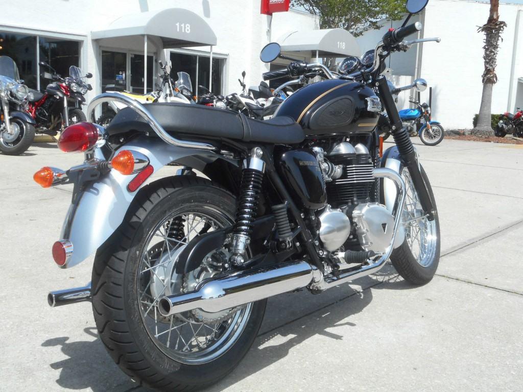 2014 Triumph T100