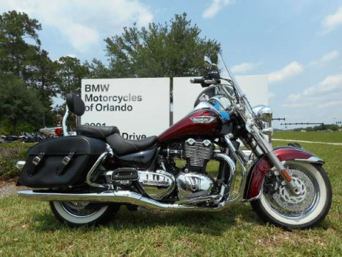 2014 Triumph Thunderbird LT Light Touring for sale