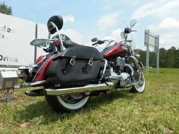 2014 Triumph Thunderbird LT Light Touring