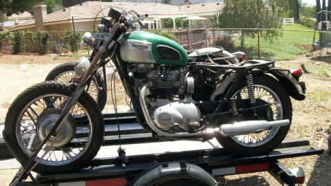 1967 Triumph Daytona for sale