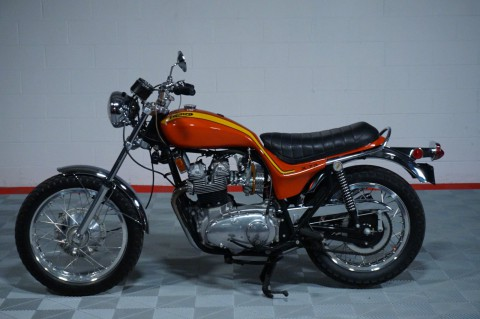 1973 Triumph Hurricane X-75 for sale