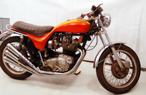 1973 Triumph HURRICANE X75 for sale