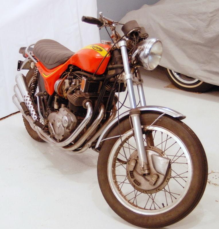 1973 Triumph HURRICANE X75