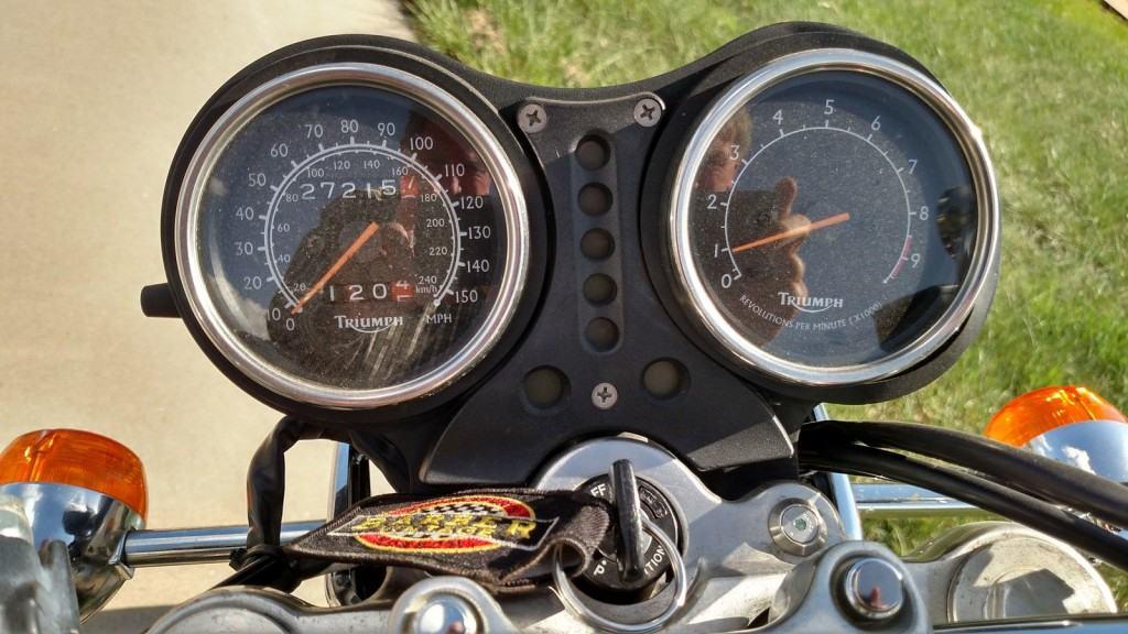 2000 Triumph Thunderbird 900 Tripple