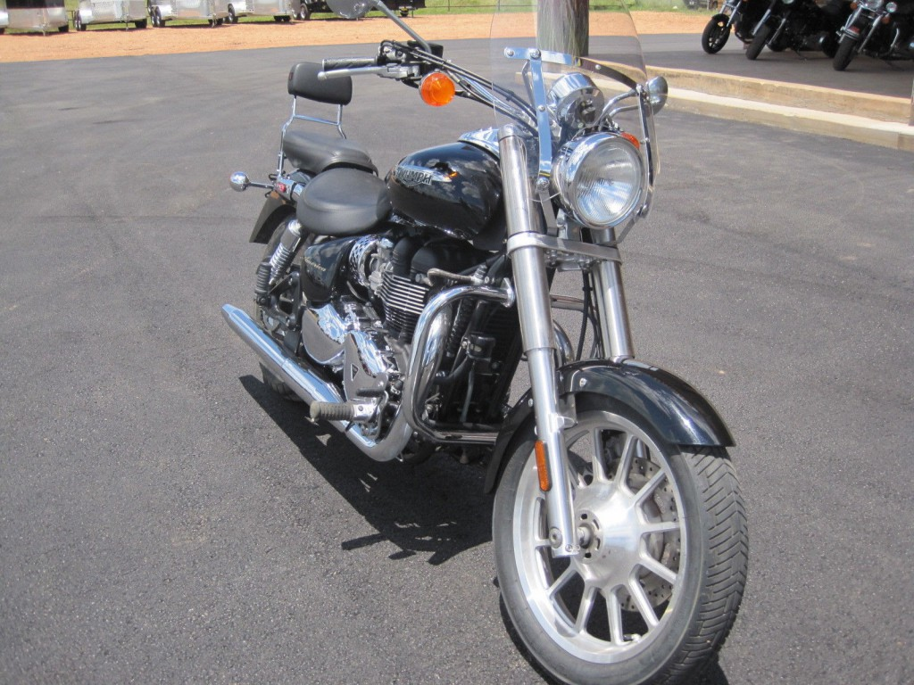 2009 Triumph AMERICA