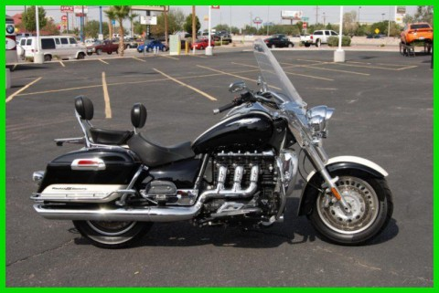 2011 Triumph Rocket III Touring for sale