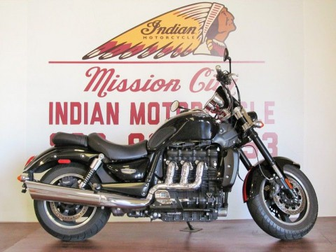 2013 Triumph Rocket III Roadster Two Tone for sale