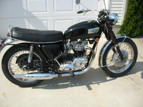 1969 Triumph Bonneville for sale