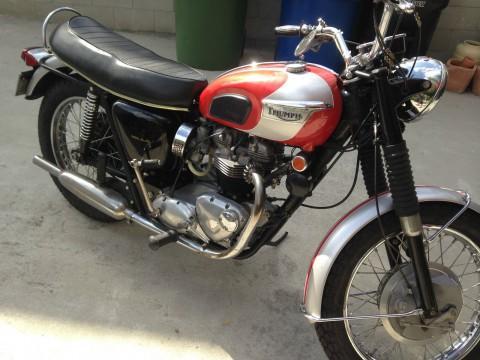1969 Triumph Bonneville for sale